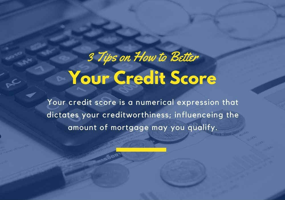3 Tips on How to Better Your Credit Score in Airdrie and Cochrane, Alberta